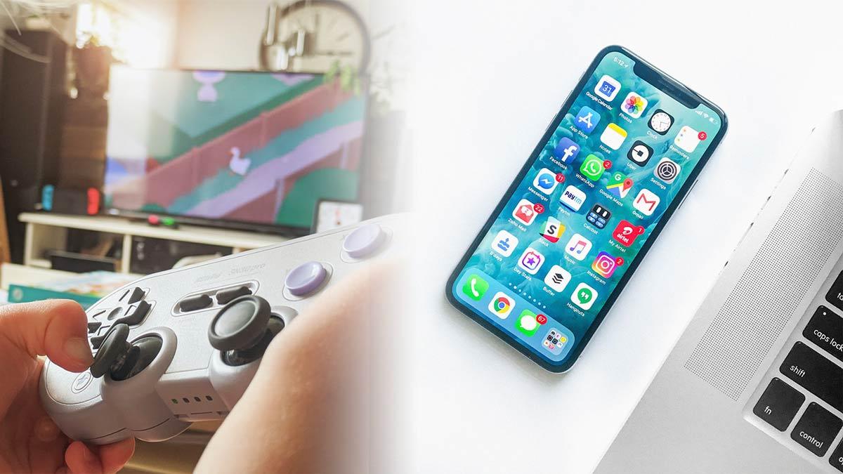 Internet, móviles y videojuegos. ¿Están enganchados?